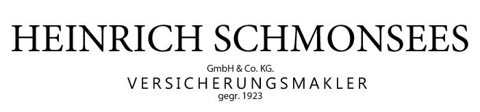 Heinrich Schmonsees Versicherungsmakler